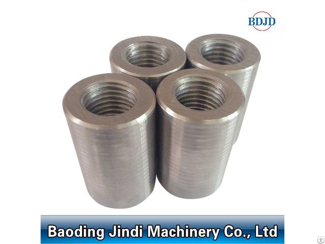 Steel Material Metal Building Tools Rebar Coupler