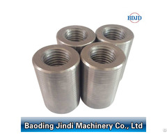 Steel Material Metal Building Tools Rebar Coupler