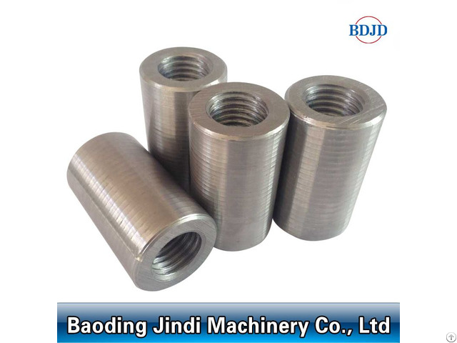 Construction Building Tools Parallel Thread Steel Rebar Coupler
