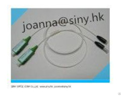 Free Space Isolator With Pigtail