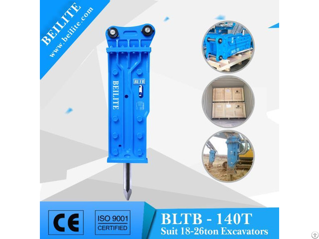 Hydraulic Breakers For 18 26t Excavators