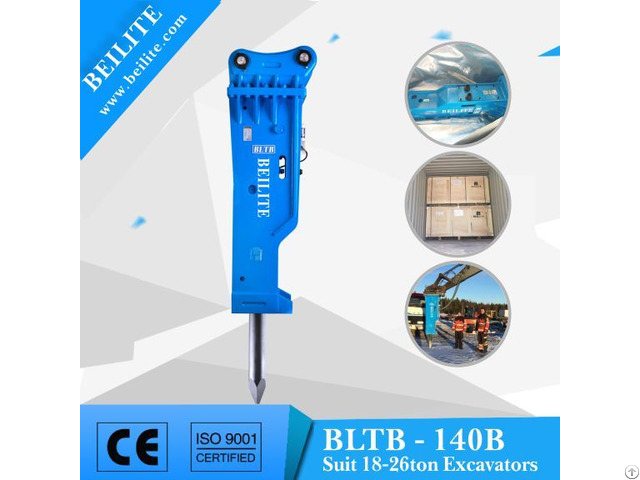 Hydraulic Hammers For 18 26t Excavators