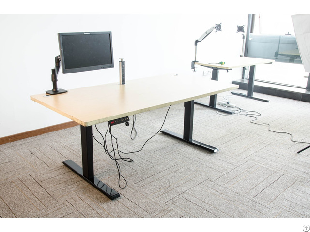 Electric Lifting Desk Height Adjustable Table