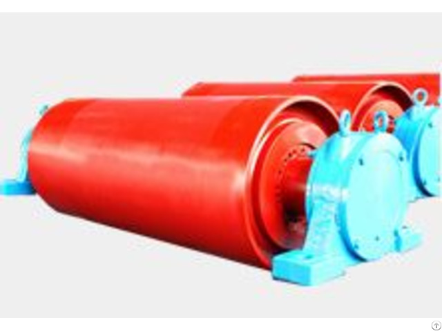 Hot Product Corrosion Resistance Pulley For Belt Conveyor