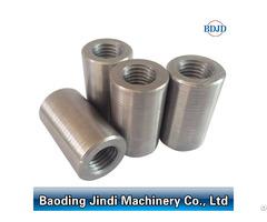 Construction Building Tools Parallel Thread Steel Rebar Coupler