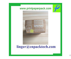 Customized Food Grade Cardboard Paper Burger Tray Box