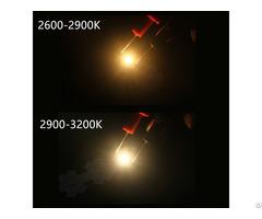 Shenzhen Getian 2600 2900k 1w 3030 Smd Led Ra80 130 140lm