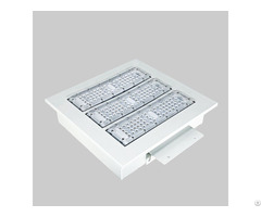 Ce Rohs Listed High Lumen 100w 200w Led Canopy Light Fixture For Gas Station