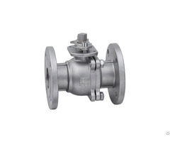 Api Flange Stainless Steel Ball Valve Supplier