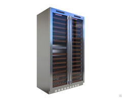 Three Temperature Space Wine Refrigerator Odm Service From Chinese Product Development Company