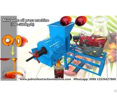 Small Scale Automatic Palm Oil Press Machine For Sale In Nigeria