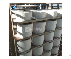 Manufacturers Alumina Ceramic Tube Pipe Elbow For Iron Ore Slurry Transport