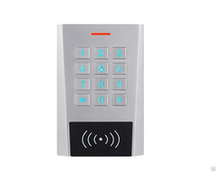 Waterproof Standalone Two Relay Keypad With Built In Em Reader
