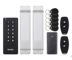 Battery Operated Wireless Access Control Lock Kit