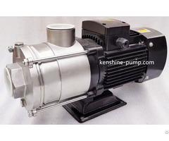 Chlf Stainless Steel Segmented Multistage Centrifugal Pump