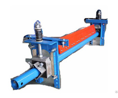 High Performance Secondary Belt Cleaner For Conveyor