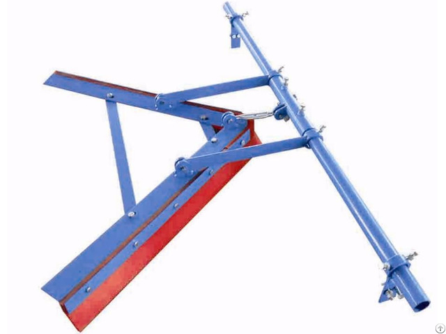 Long Life Conveyor Roller V Shape Cleaner