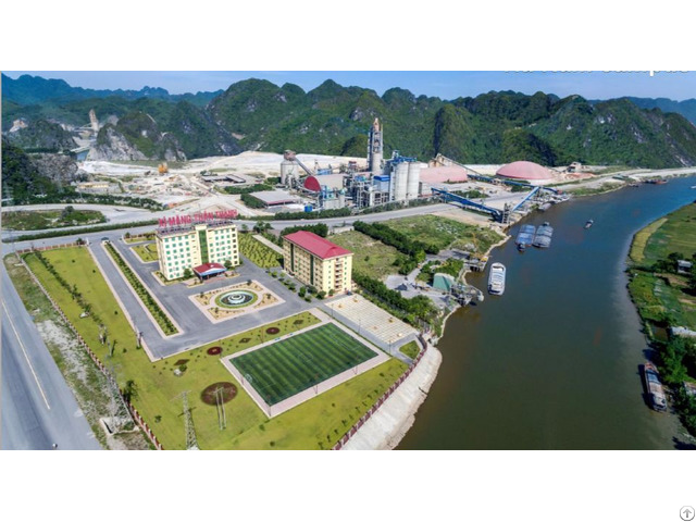 Portland Cement Origin Vietnam
