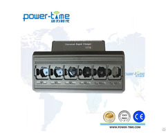 Multi Six Way Rapid Unit Charger