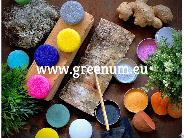 Solid Shampoos Natural Zero Waste 100% Handmade Cosmetics Made In Eu Trendy Beauty Product
