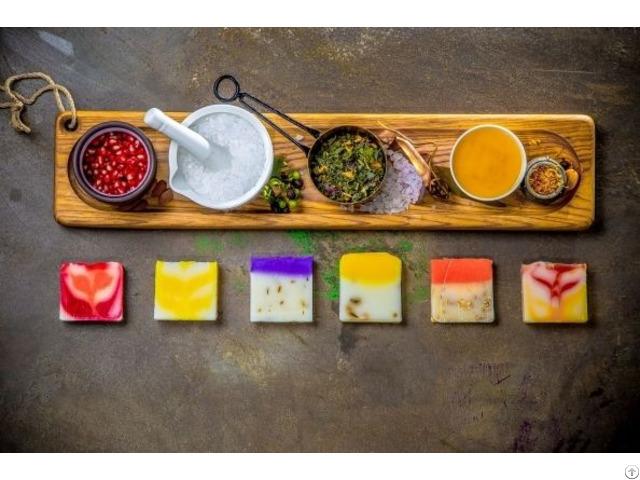 Cold Process Soap 100% Handmade Natural Cosmetics Wholesale Oem