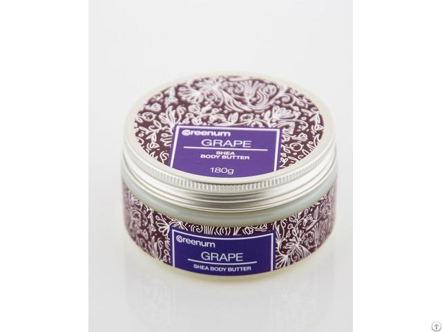 Shea Body Butter Cream Skin Softening 100% Handmade Cosmetics Factory Wholesale