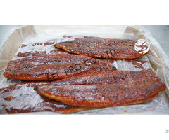Frozen Broiled Eel Fillet