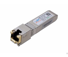 10g Sfp Copper Rj45 Transceiver Optical Module