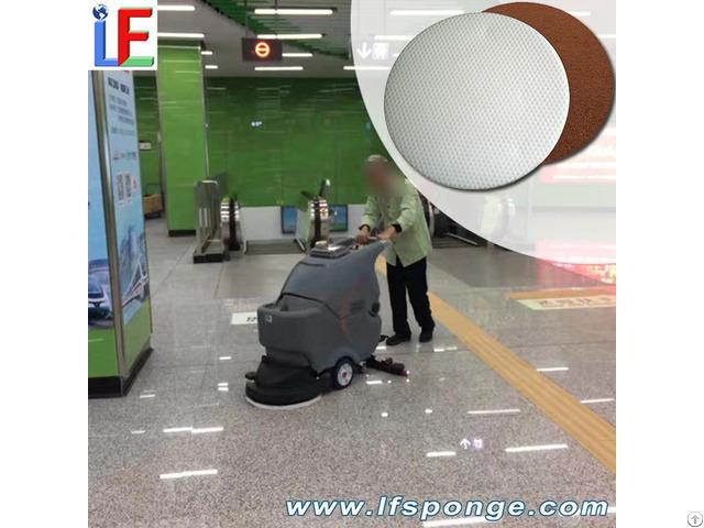 Lfsponge Subway Stations Ground Deep Cleaning Melamine Pads New Nano Sponge Floor Polisher Pad