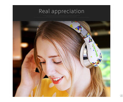 A2 Mini Portable Bluetooth Headset Fashionable Wireless Headphones For Music And Phone