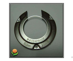 Stainless Steel Faceplate Diving Camera Ring