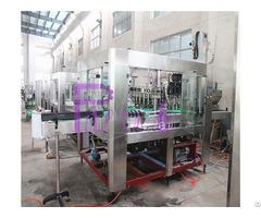 Roller Adjusting Paste Filling Machine For Pulpy Juice