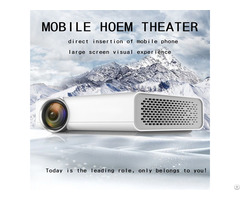 Yg520 Home Micro Projector Mini Miniature Portable 1080p Hd