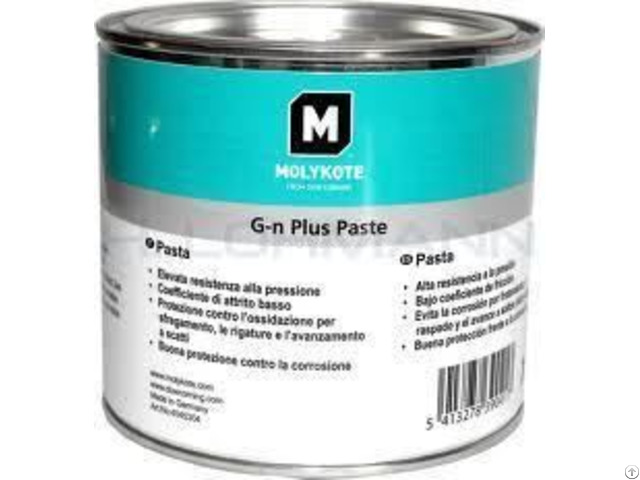 Molykote G N Plus Anti Seize Paste