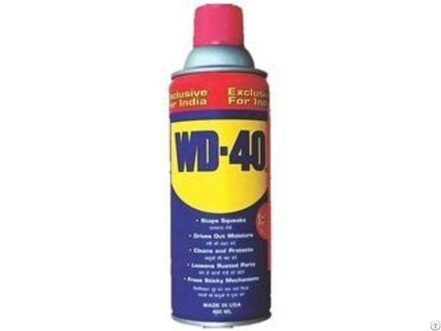 Wd 40 Rust Remover Spray