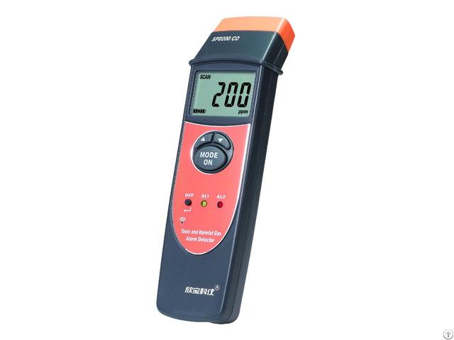 Carbon Monoxide Co Detector Spd200 Co Factory Gas Alarms