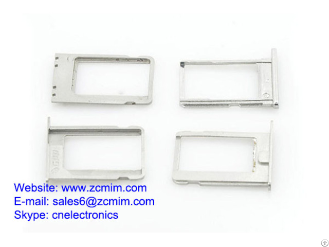 Metal Injection Molding Components For Mobile Parts