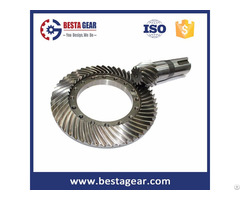 M1 16 Teeth Mini Spiral Bevel Gear