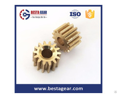 Module 0 2 Mini Miniature Small Pinion Gear