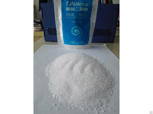100% Water Soluble Fertilizer, Mkp Mono Potassium Phosphate 0 52 34
