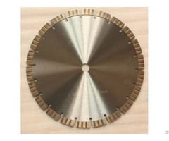 Laser Welded Turbo Segmented Diamond Blade