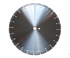Segmented Laser Welded Diamond Blade