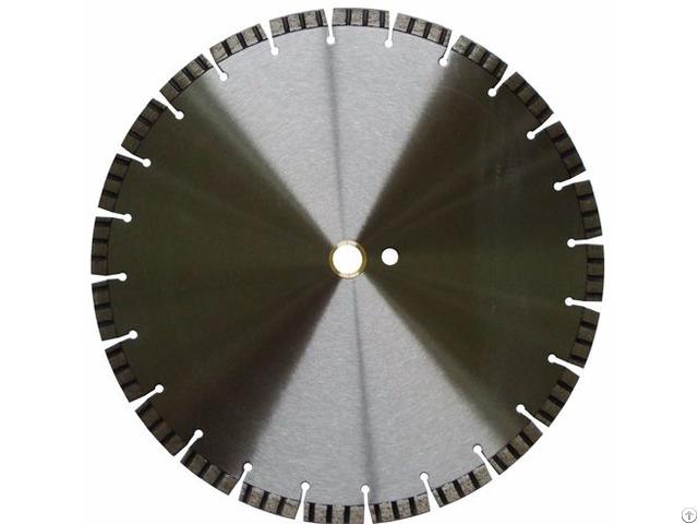 Turbo Segment Laser Welded Diamond Blade
