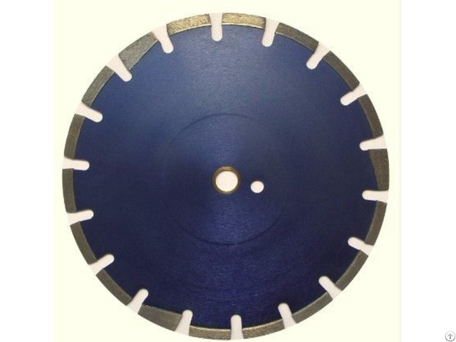 Laser Welded Diamond Blade For Asphalt