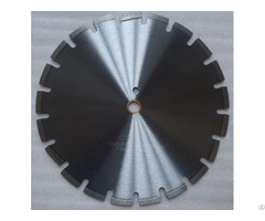 Laser Welded Slant Protect Teeth Diamond Blade