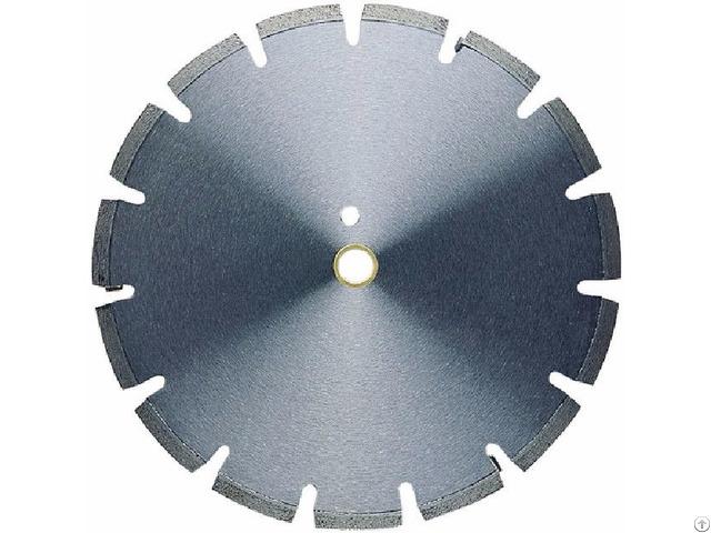 Laser Welded Tct Insert Protected Diamond Blade U Slot