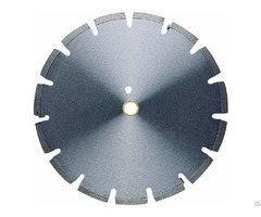 Laser Welded Tct Insert Protected Diamond Blade U Slot