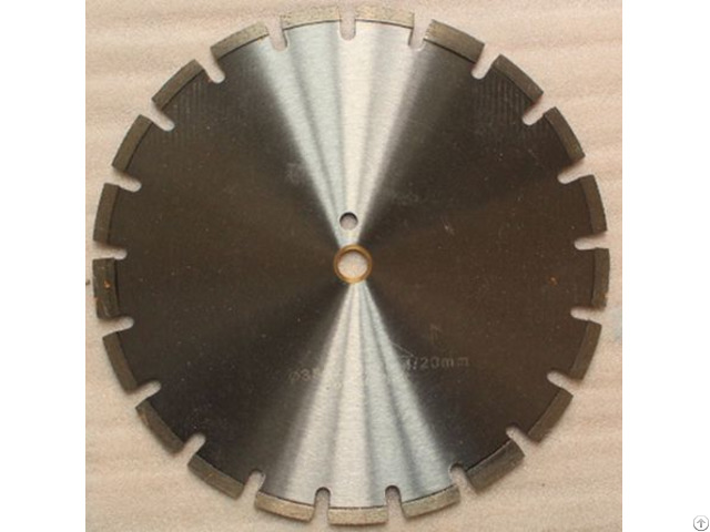 Laser Welded Deep Protect Teeth Diamond Blade U Slot