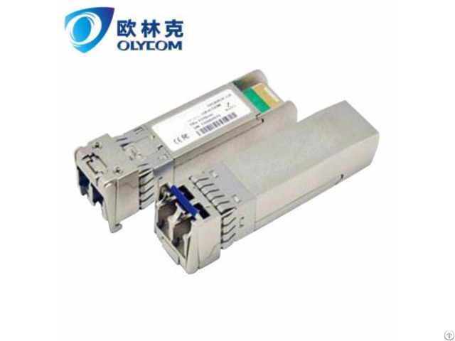 Sfp Transceiver 10gb S 10km Hot Pluggable Duplex Lc 1310nm Dfb Ld Single Mode 10g Lr