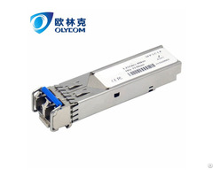 Sfp Transceiver Hot Pluggable 1 25gb S 20km Duplex Lc 3 3v 1310nm Fp Ld Single Mode Ddm